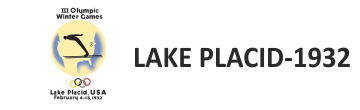 1932 LAKE PLACID
