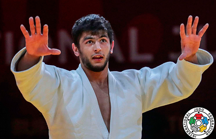 Tajikistan took their first ever Grand Slam medal